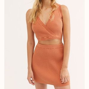 NWT Free People Callie Set